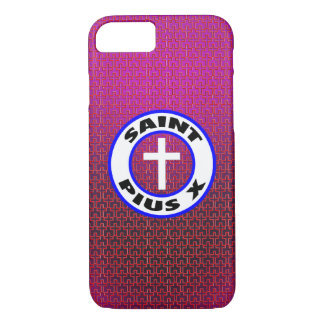 Saint Pius X iPhone 7 Case
