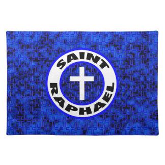 Saint Raphael Placemat