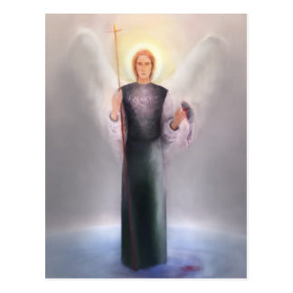 Saint Raphael Postcard
