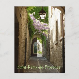 Saint-Rémy-de-Provence Postcard postcard