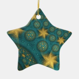 Saint-Rémy Revisited Star Ornament