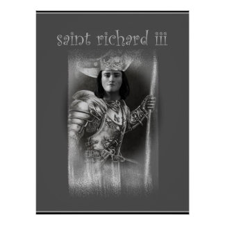 Saint Richard III Poster