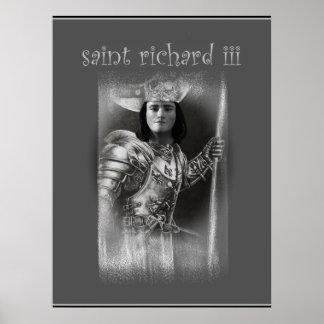 Saint Richard III Poster