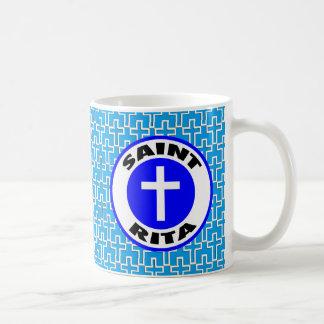 Saint Rita Coffee Mug