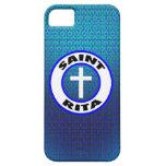 Saint Rita iPhone 5 Case