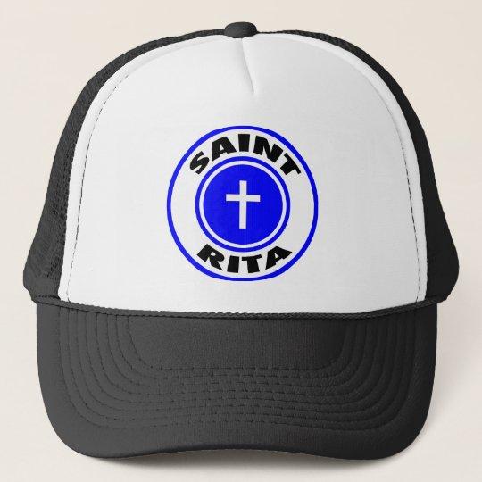 Saint Rita Trucker Hat