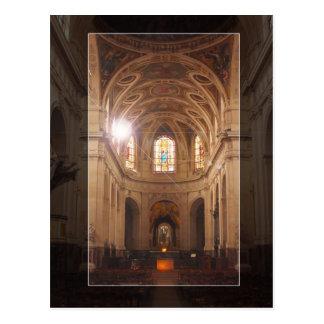 Saint Roch French Church Postcard