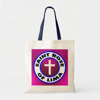 Saint Rose of Lima Bags