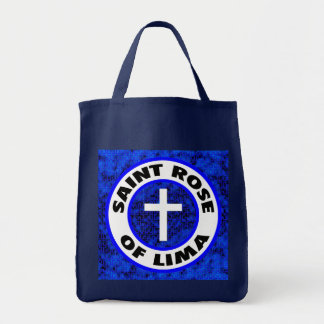 Saint Rose of Lima Bag