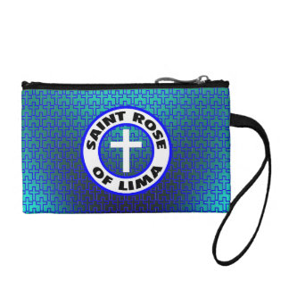 Saint Rose of Lima Coin Wallet