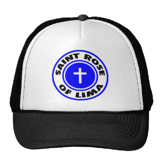 Saint Rose of Lima Trucker Hat