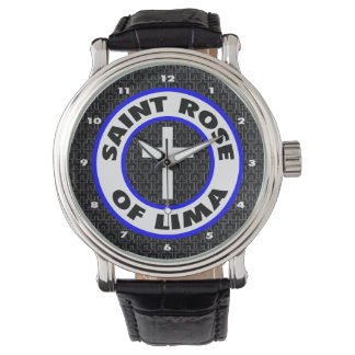 Saint Rose of Lima Wrist Watch
