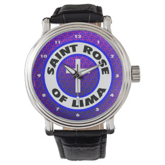 Saint Rose of Lima Wristwatch