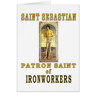 SAINT SEBASTIAN CARDS