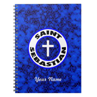 Saint Sebastian Notebook