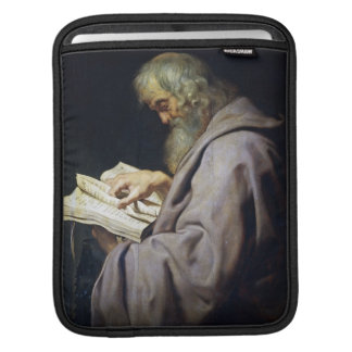 Saint Simon  Peter Paul Rubens oil portrait Sleeves For iPads