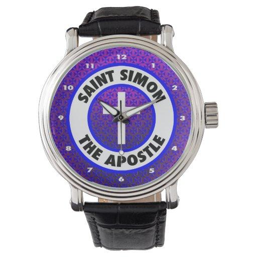 Saint Simon the Apostle Wrist Watch