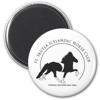 Saint Skutla Logo Magnet