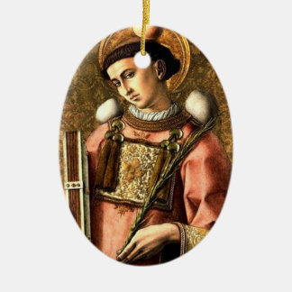 Saint Stephen King Wenceslas Ornament