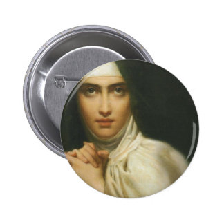 SAINT TERESA OF AVILA BUTTON