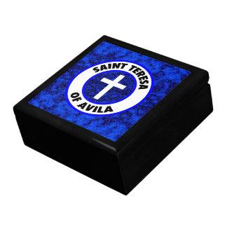 Saint Teresa of Avila Jewelry Box