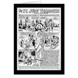 Saint Thaddeus Card