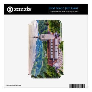 Saint-Theodule parish, Gruyeres, Switzerland Skin For iPod Touch 4G