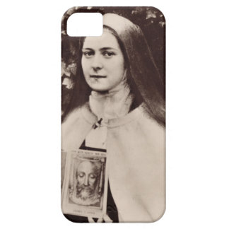 Saint Therese And The Holy Face Of Jesus iPhone SE/5/5s Case