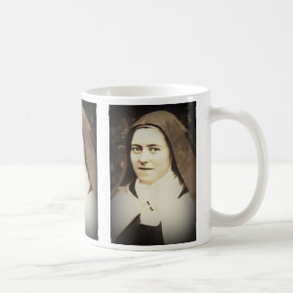 SAINT THERESE OF LISIEUX COFFEE MUG