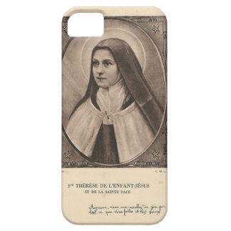 Saint Therese Of Lisieux iPhone SE/5/5s Case