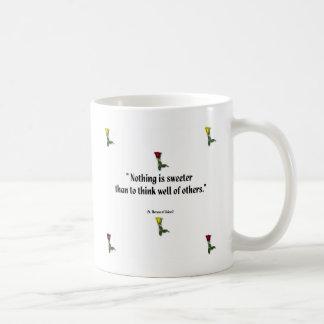 Saint Therese Quote 1 Coffee Mug