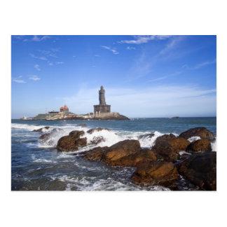 Saint Thiruvalluvar Statue | Tamil Nadu, India Postcard