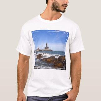 Saint Thiruvalluvar Statue | Tamil Nadu, India T-Shirt
