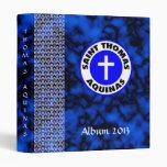 Saint Thomas Aquinas Binder