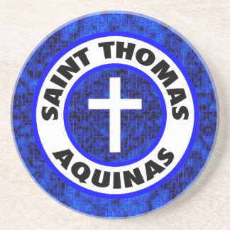 Saint Thomas Aquinas Coaster