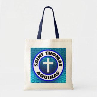 Saint Thomas Aquinas Tote Bag