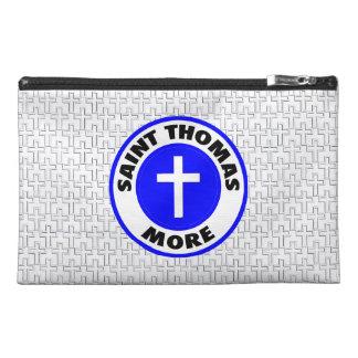Saint Thomas More Travel Accessories Bag