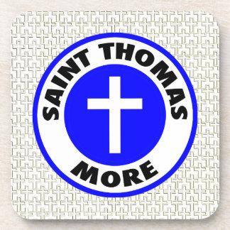 Saint Thomas More Beverage Coaster