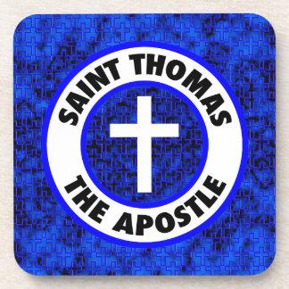 Saint Thomas the Apostle Beverage Coaster