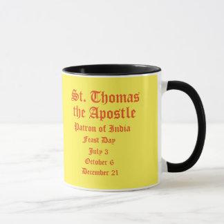 Saint Thomas the Apostle* Cup