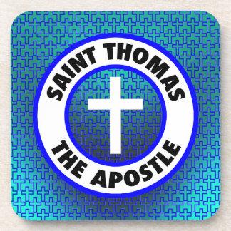 Saint Thomas the Apostle Drink Coaster