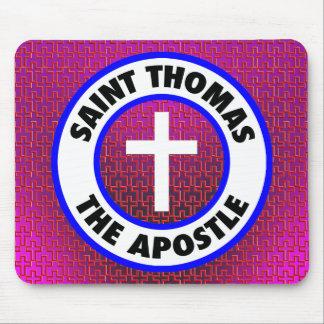 Saint Thomas the Apostle Mouse Pad