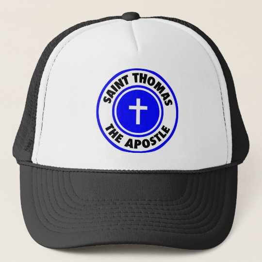 Saint Thomas the Apostle Trucker Hat