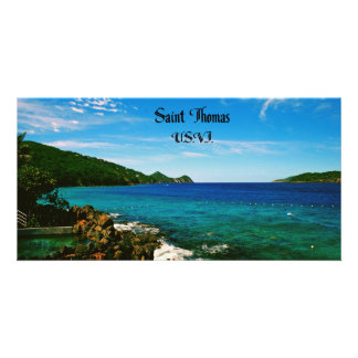 Saint Thomas U.S.V.I. Photo Card