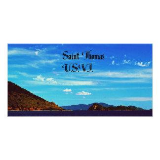 Saint Thomas United States Virgin Islands Photo Card