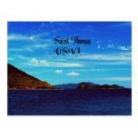Saint Thomas United States Virgin Islands Postcard