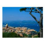 Saint Tropez Postcard