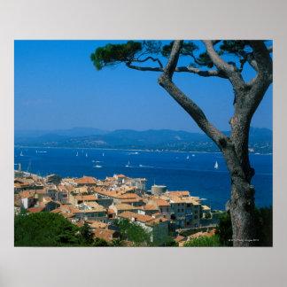 Saint Tropez Poster