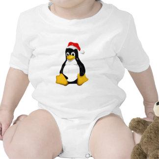 Saint Tux Baby Bodysuits