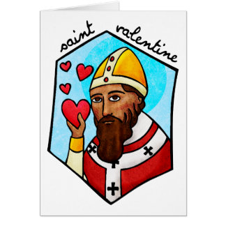 Saint Valentine Greeting Cards